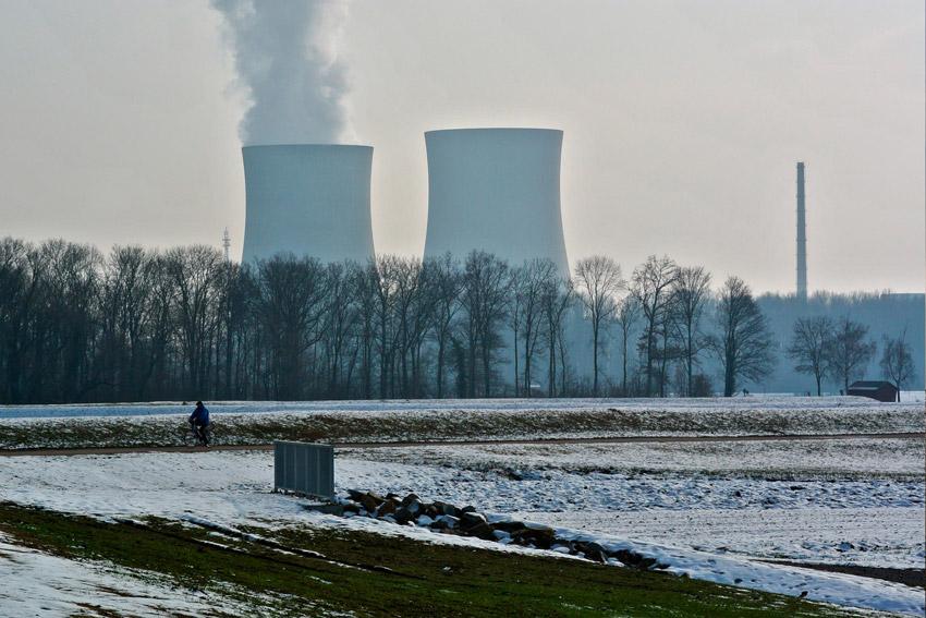 biocidas para torres de refrigeracion - torre abierta