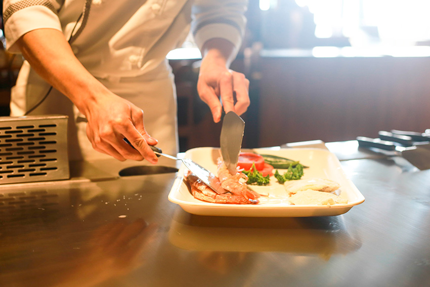limpieza y desinfeccion de restaurantes - utensilios