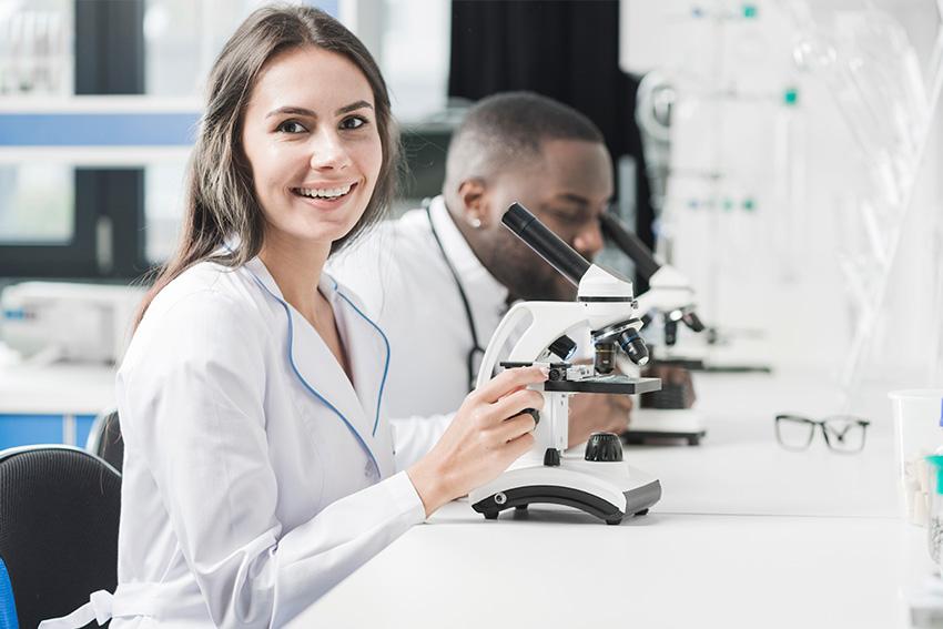 eliminación de microorganismos patógenos - farmacia