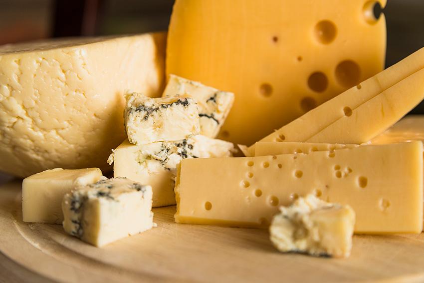 seguridad alimentaria - queso