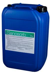Desinfectar el coronavirus - sanosorb 25kg
