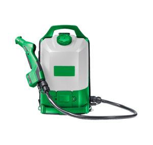 pulverizadores desinfectantes - mochila de pulverización electroestática