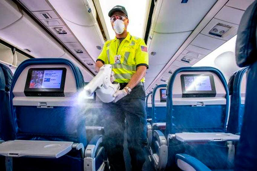 Pulverizadores desinfectantes - deco 1