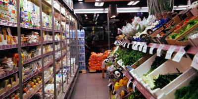 desinfectante eficaz contra el coronavirus humano - tienda alimentacion
