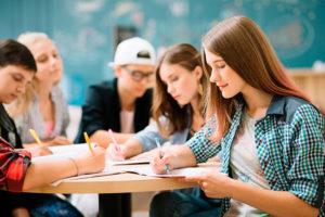 desinfección de aulas - academias