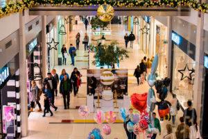 desinfectar comercios - centros comerciales